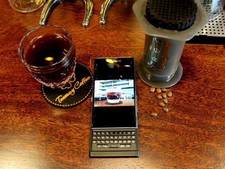 Khám phá nghệ thuật pha cà phê bằng AeroPress