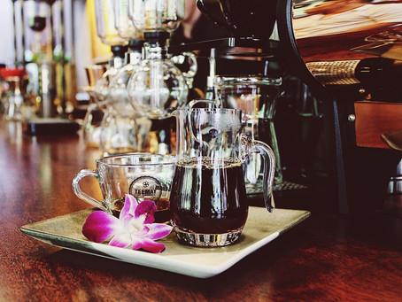 Hướng dẫn cách pha chế cà phê Syphon