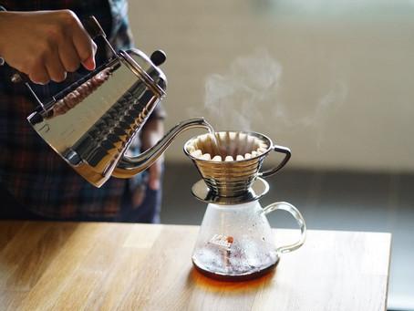 Cho cà phê thêm đậm vị với Kalita Wave