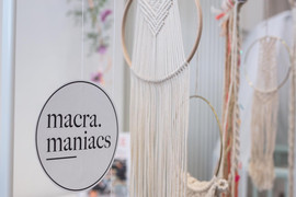 Makramee-Workshop
