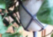 Blumenampel Macrame