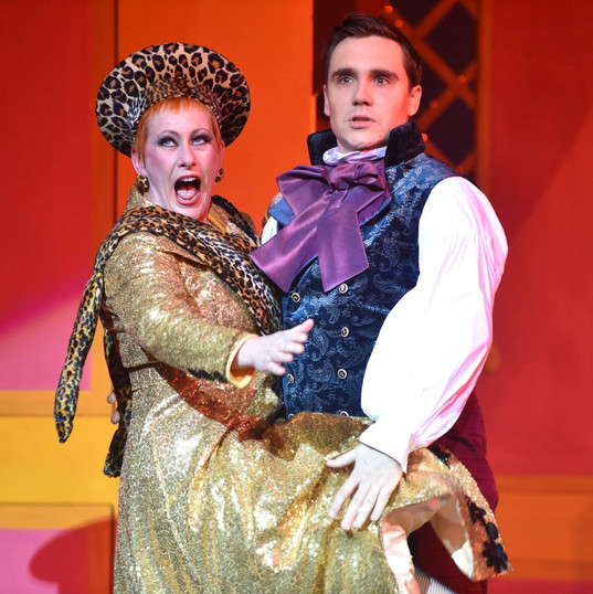 Cinderella Nottingham Playhouse