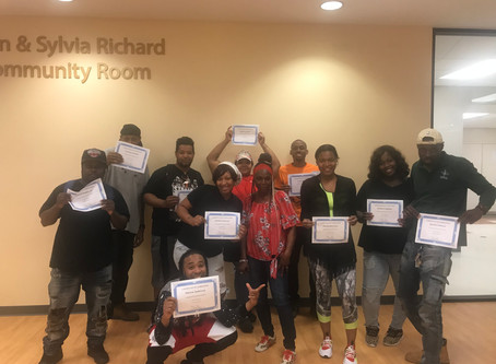 Desire Neighborhood Community Members Pass First Phase of CDL Certification