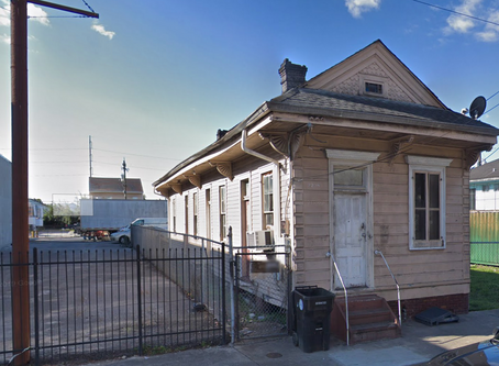 Preserving History to Create A Better Future: One Shotgun House's Journey Across New Orleans