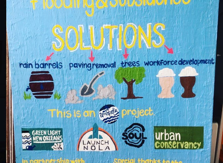 Sustainable + Attainable: Equipping Residents to Tackle Neighborhood Flooding