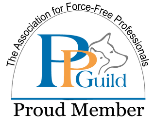 Kindred is now a Canine Training Professional member of The Pet Professional Guild (PPG)