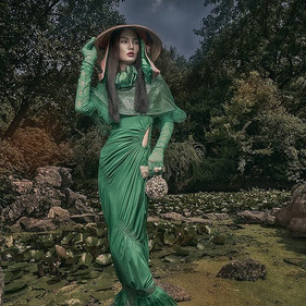 Shanghai editorial shoot #fashionphotogr