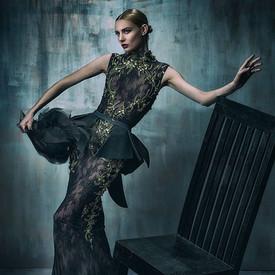 Amato couture shoot. #dubaiproduction #f