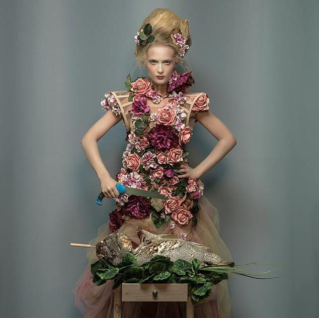 Desert fish editorial @jojodp71 #fashion
