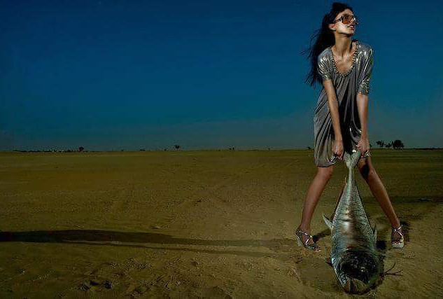 Desert fish editorial from 2006 #magazin