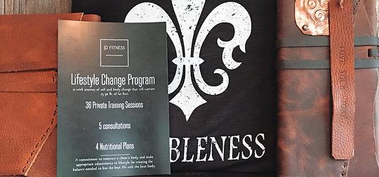 Lifestyle Change Program Bundle