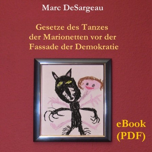 eBook (PDF) Tanz der Marionetten vor der Fassade der Demokratie