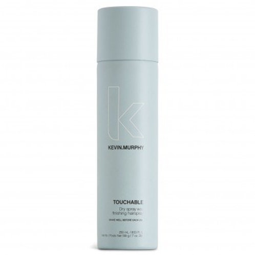 TOUCHABLE Spray Wax Finishing Hairspray - 8.4 oz