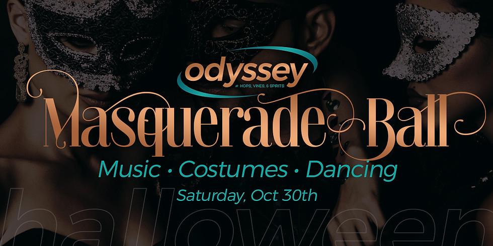 Odyssey Masquerade Ball