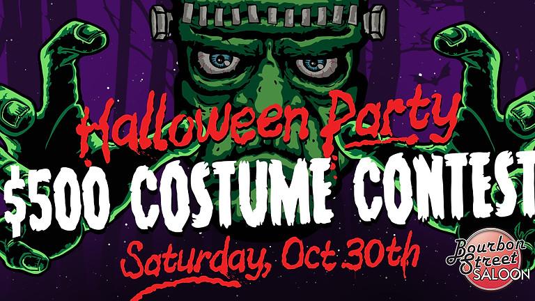 $500 Costume Contest
