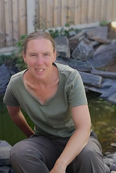 Alison Morgan, cofounder of The WEG
