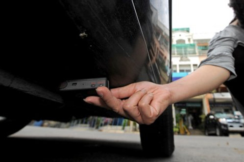 GPS Portable Magnet H209
