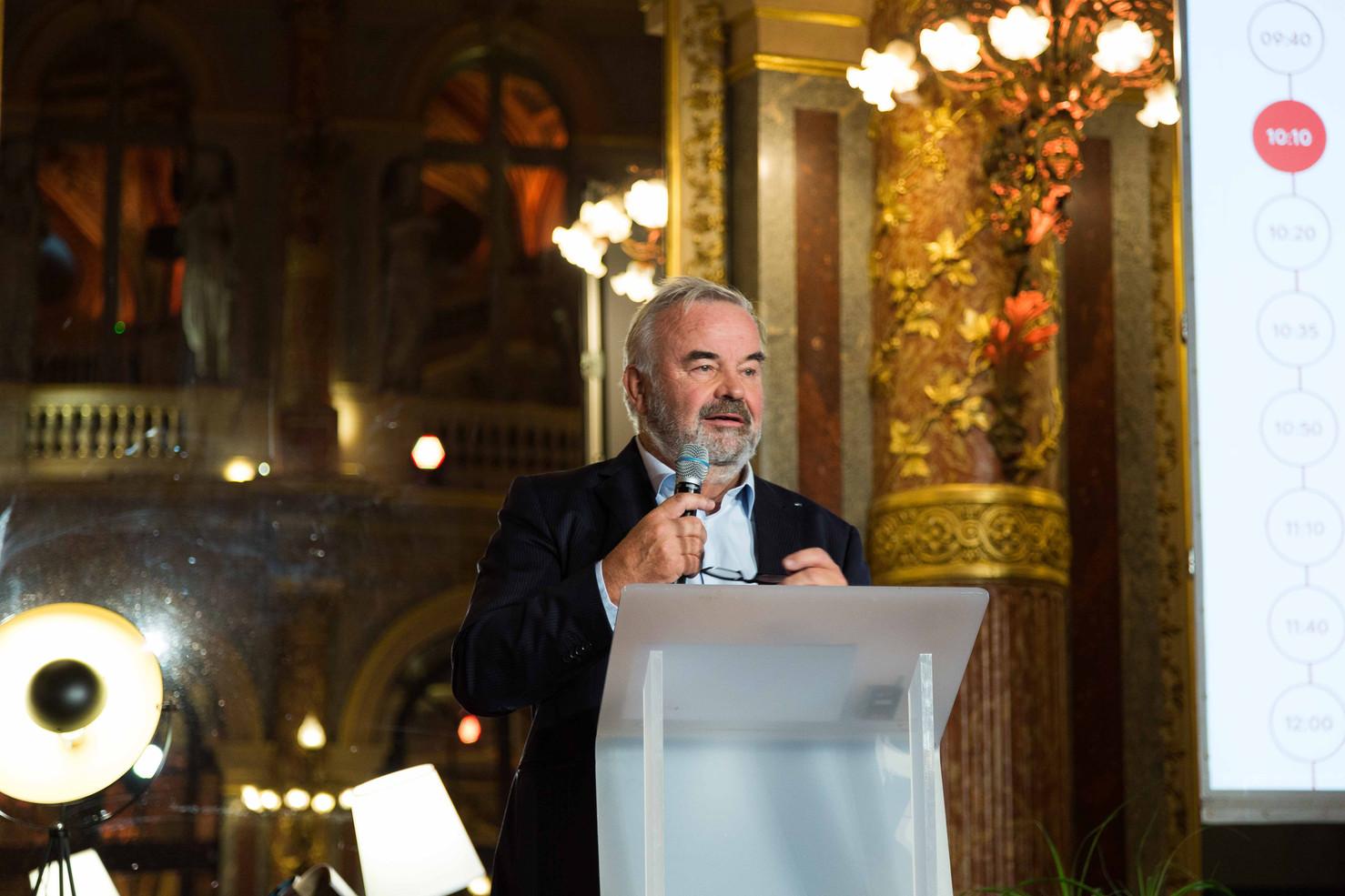 Sven Boinet, Président, Alliance France Tourisme