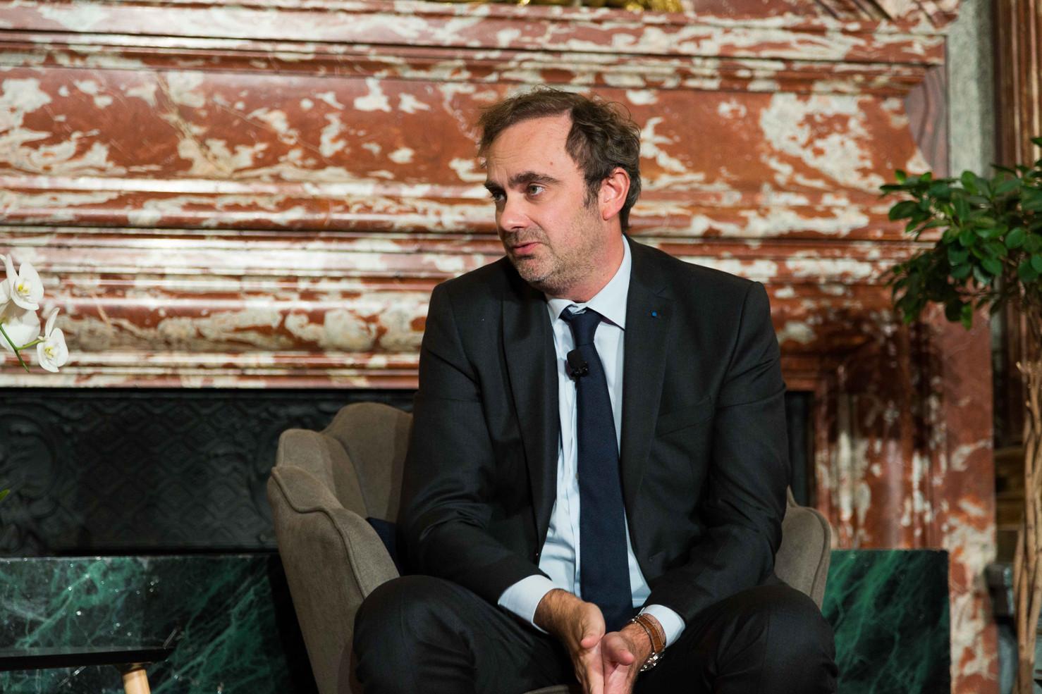 Arnaud Moliné, Président, Loxamed