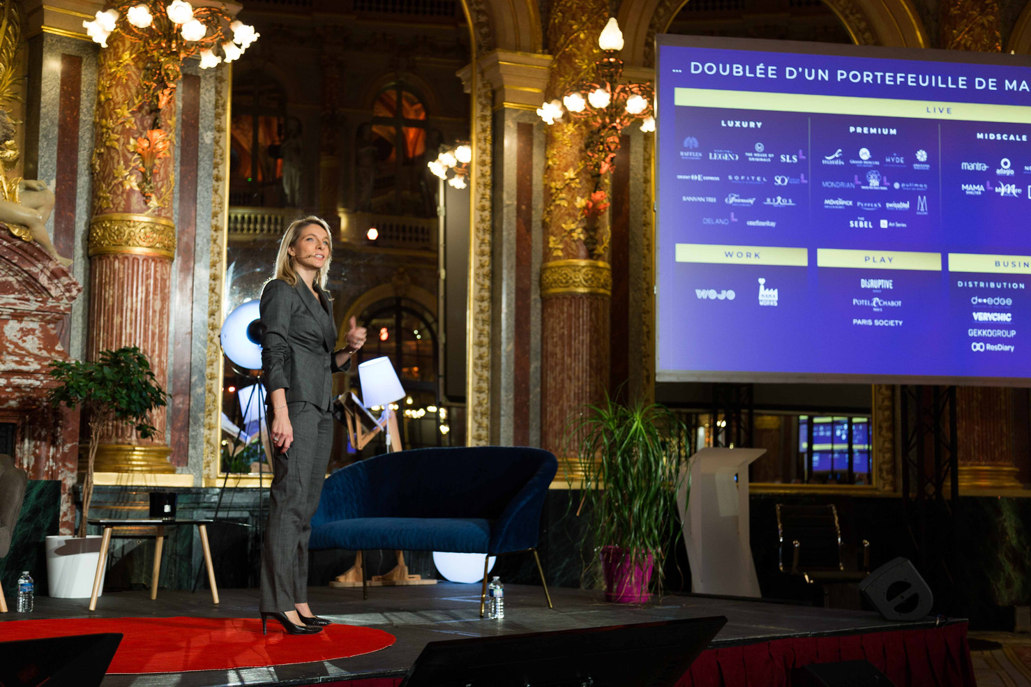 Maud Bailly, CEO Southern Europe, Accor