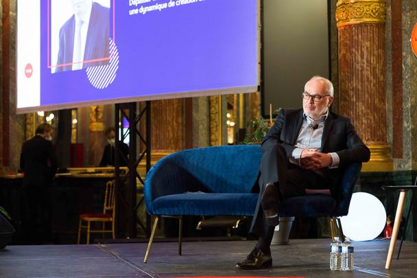 Jean-Luc Guermonprez, Directeur Général Adjoint Pôle Hôtellerie, VINCI Immobilier