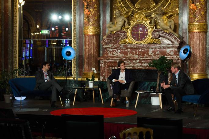 Laurent Dusollier, Directeur Général, Odalys Frédéric Le Guen, Directeur Général, Belambra