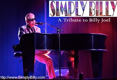 Simply Billy Joel Impersonator Tribute p
