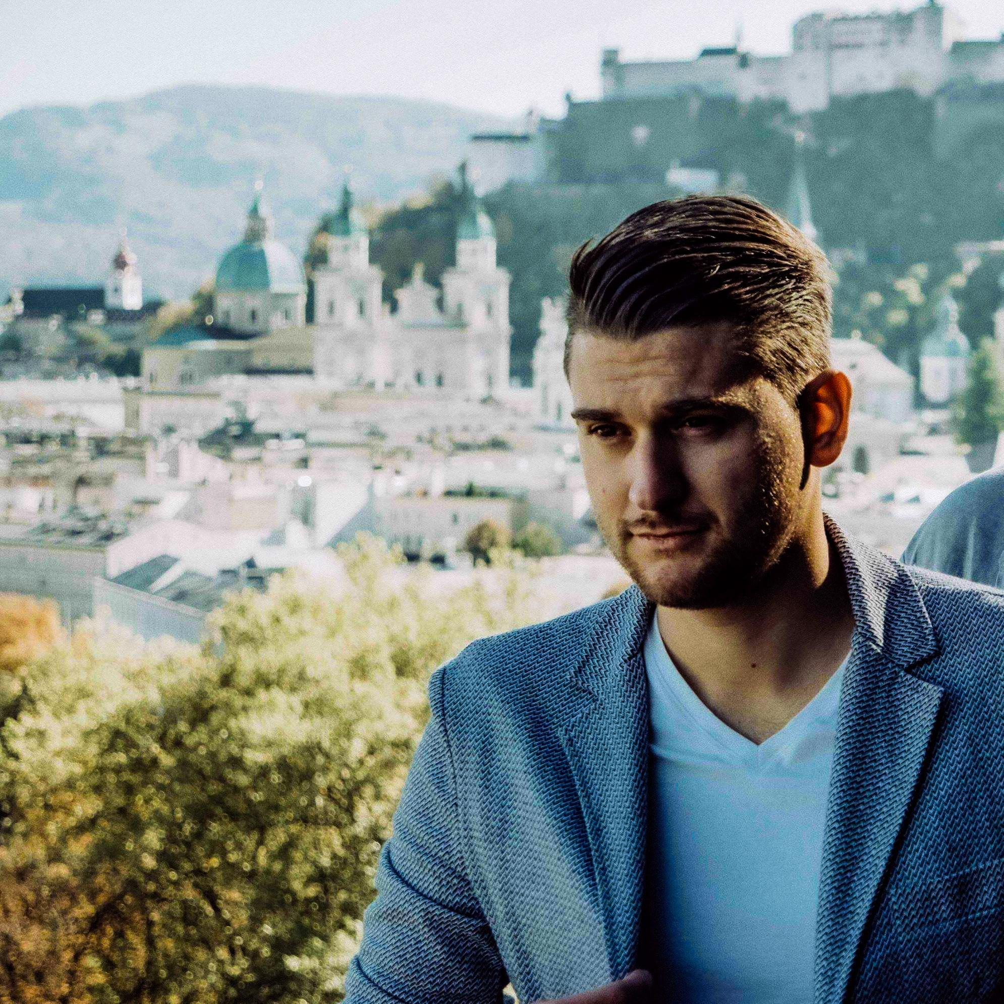 Daniel in Salzburg
