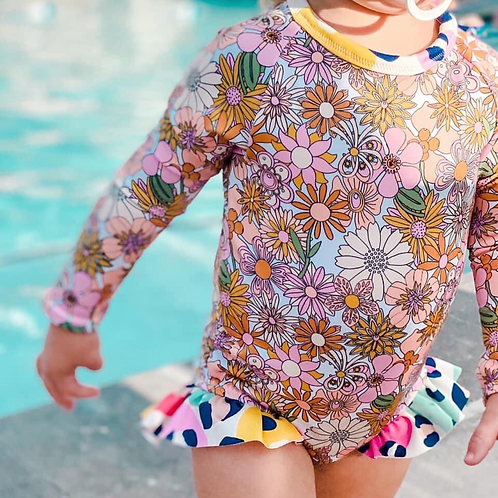 Surf Suit (baby, toddler + young girls)