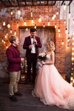 Ведущий на свадьбу Олег Гончаров
