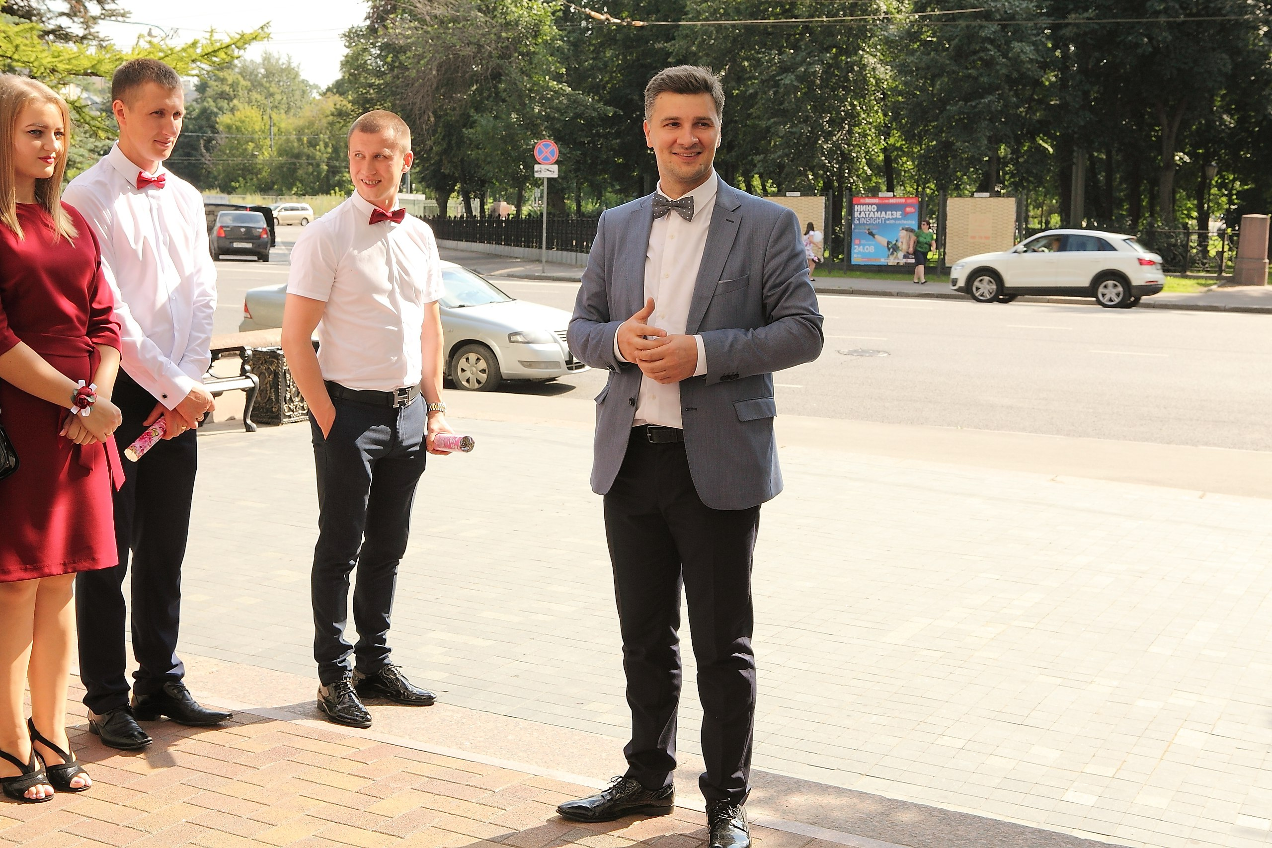 Ведущий на свадьбу - Олег Гончаров