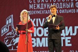 Олег Гончаров - ведущий фестиваля