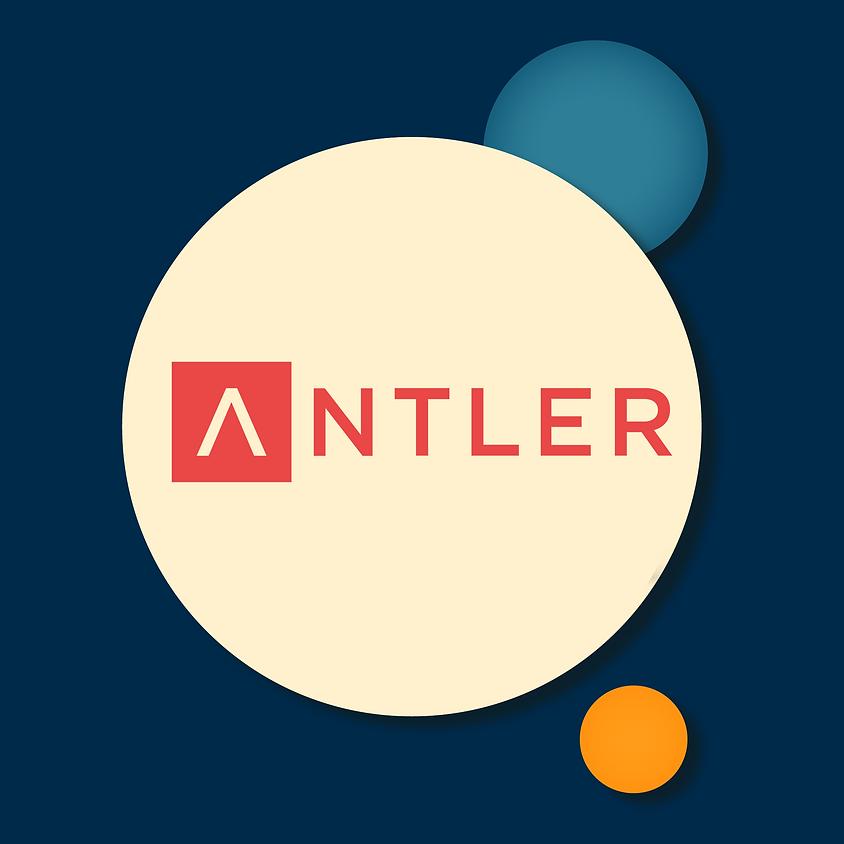 Lunchföreläsning med startup-inkubatorn Antler