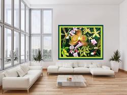 Danse des Orchidées