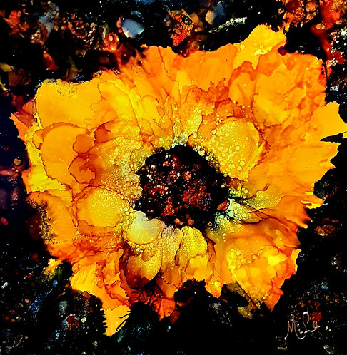 Sunshine/Giclée/Canvas Painting/Reproduction