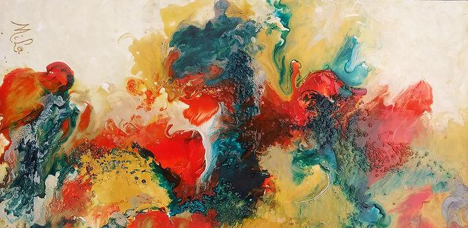 Drako Saga 2/ Painting/Giclee/Reproduction