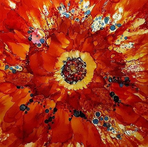 Sunflower/Canvas Painting/ Giclée/Reproduction