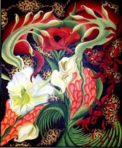 Fantasia/Painting/Giclée/Reproduction