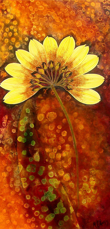 Sunsun/ Canvas painting/reprofuction/Giclee