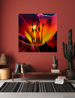Crystal lily-Sold