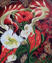 Fantasia/Giclée/Canvas Painting/Reproduction