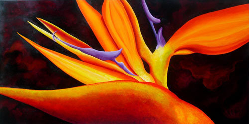 Ovation/ /Canvas Painting/ Giclée/Reproduction