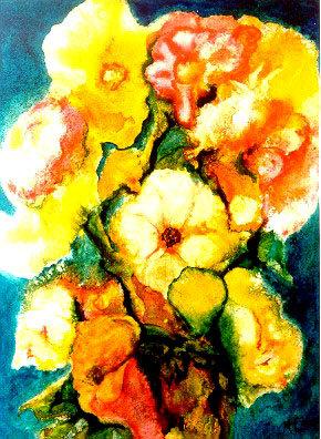 Potpouri/ Canvas Painting/ Giclée/Reproduction