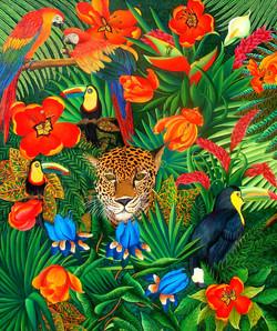 Léo in the Jungle