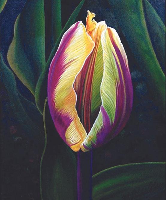 Princess Margret/ Canvas Painting/ Giclée/Reproduction