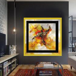 Dominadora-36x36-Stained-glass
