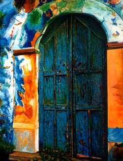 Porte Grecque