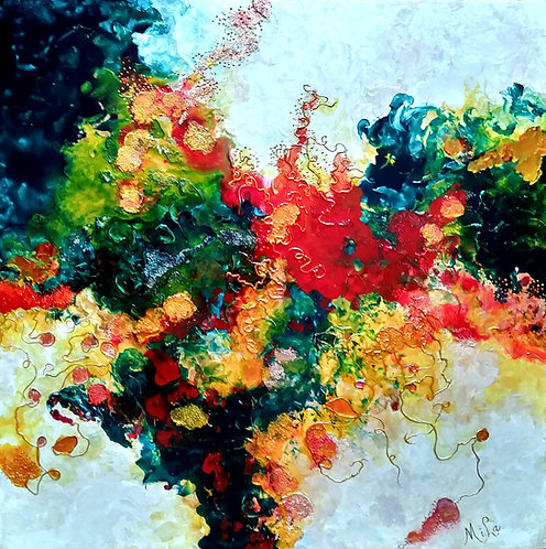 Galiano/Canvas Painting/ Giclée/Reproduc