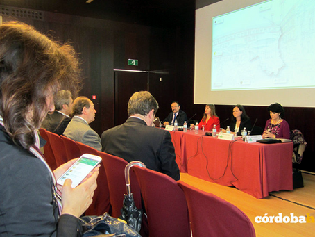 PRESENTACION RECO                      Nueve colectivos se unen para fomentar la rehabilitación de e