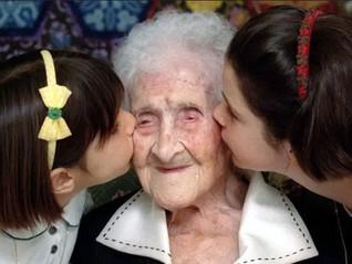 Three Ways to Live 120 Years